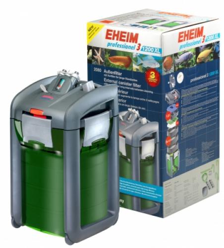Внешний фильтр EHEIM 2080 professional 3 (для аквариумов до 1200 л)