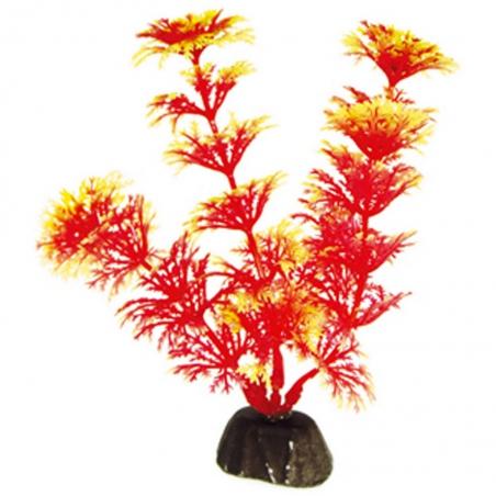 Пластиковое растение (10см) 008