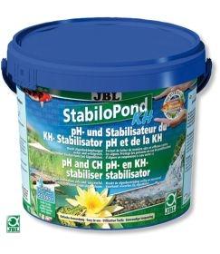 JBL StabiloPond KH 250г - Основное средство для ухода за всеми садовыми прудами на 2500 литров воды