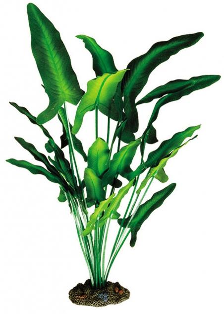 Растение из шелка (40см) 043