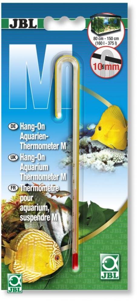 Термометр навесной JBL Hang-on Aquarien-Thermometer M