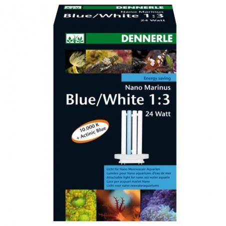 Лампа Dennerle Nano Marinus Blue White 1:3 36Вт