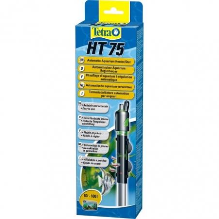 Нагреватель погружной Tetra HT 75 W