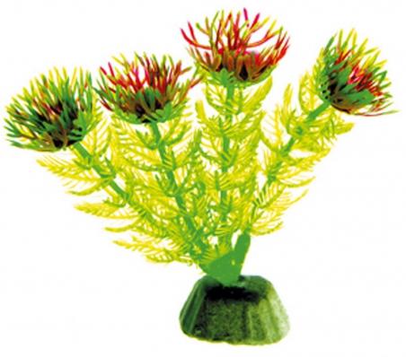Пластиковое растение (10см) 003