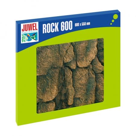 Структурный 3D фон для задней стенки Juwel Rock 600