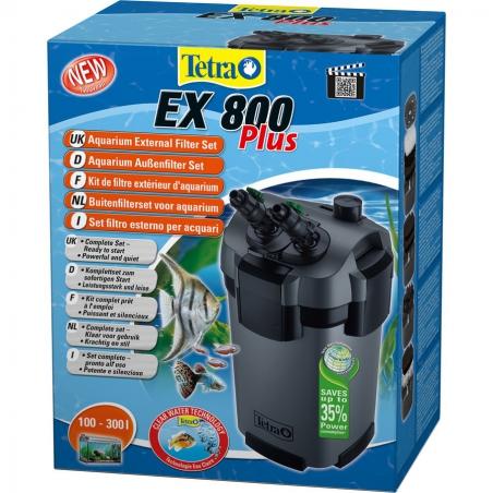 Фильтр внешний Tetra EX-800 Plus (для аквариумов от 100 до 300 л.)