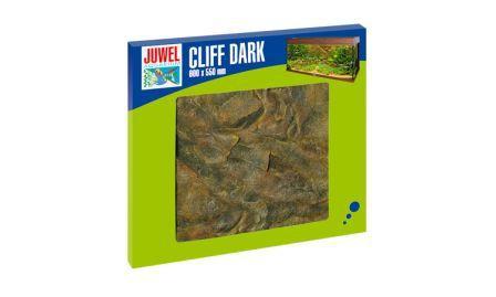 Структурный 3D фон для задней стенки Juwel Cliff Dark