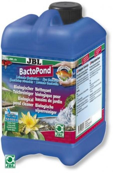JBL BactoPond, 2,5 л - Полезные бактерии для биологической самоочистки прудовой воды