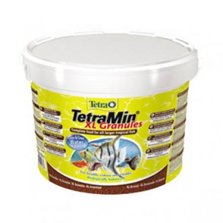 Корм для крупных декоративных рыб TetraMin XL Granules 10 л