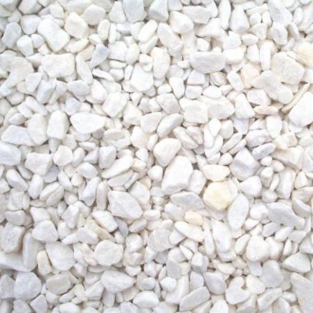 Мраморная крошка Белая (5-10 мм) 1 кг
