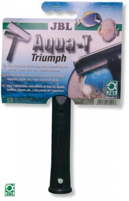 JBL Aqua-T Triumph - Скребок для чистки стекол с лезвием 140 мм