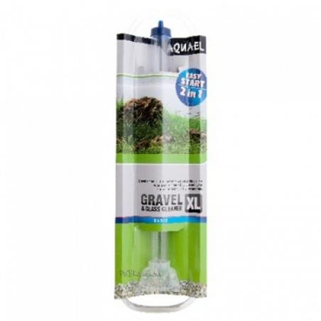 Грунтоочиститель(сифон) Aquael Gravel Cleaner XL (со скребком) 66 см