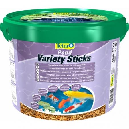 Корм для прудовых рыб Tetra Pond Variety Sticks 10л