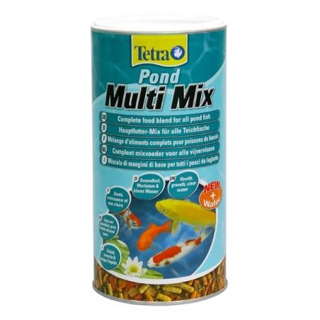 Корм для прудовых рыб Tetra Pond MultiMix 1л
