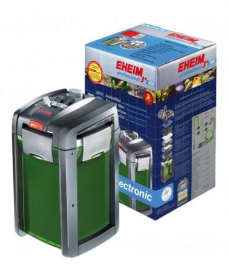 Внешний фильтр EHEIM 2074 professional 3e (для аквариумов 180-350 л) с электрорегулировкой