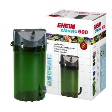 Внешний фильтр Eheim Classic 2217 (для аквариумов до 600л)