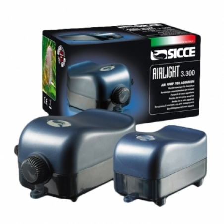 Компрессор SICCE «Air Light 3300» для аквариумов от 100 до 180 л