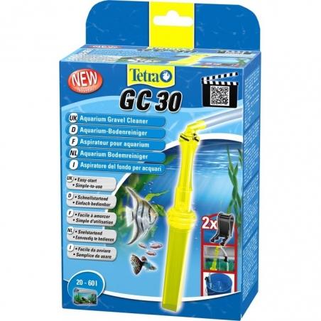 Грунтоочиститель(сифон) Tetra GC 30