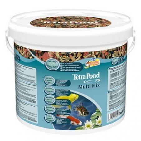 Корм для прудовых рыб Tetra Pond MultiMix 10л