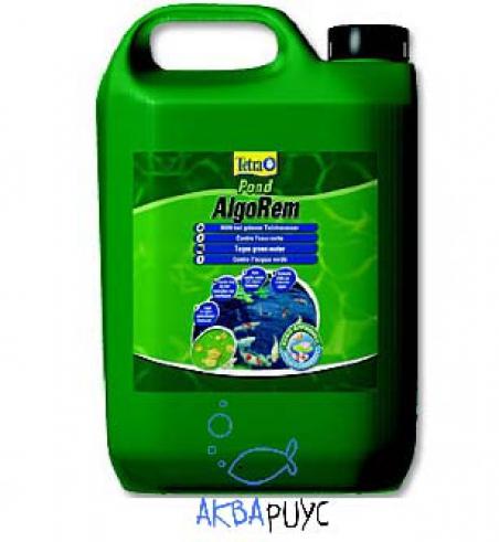 Pond AlgoRem 3 л, средство от цветения воды для пруда