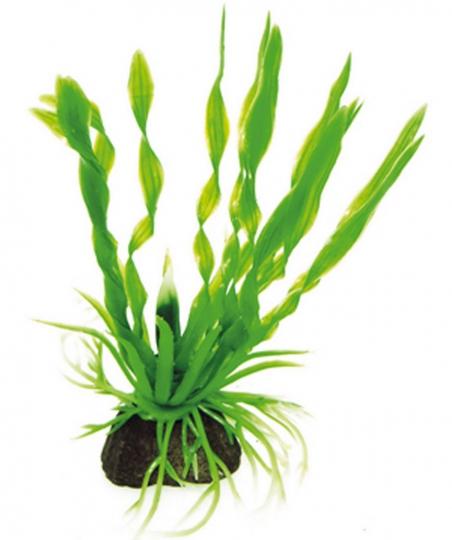 Пластиковое растение (10см) 007