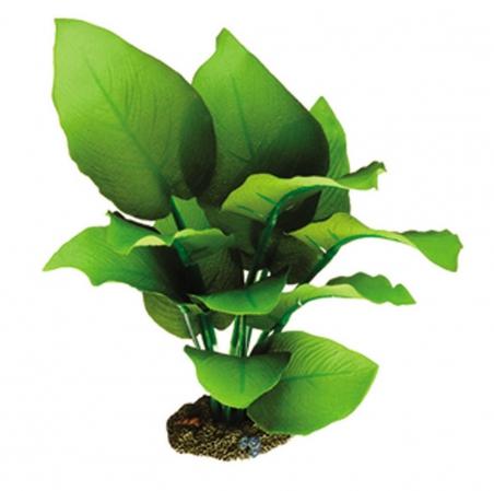 Растение из шелка (20см) 015