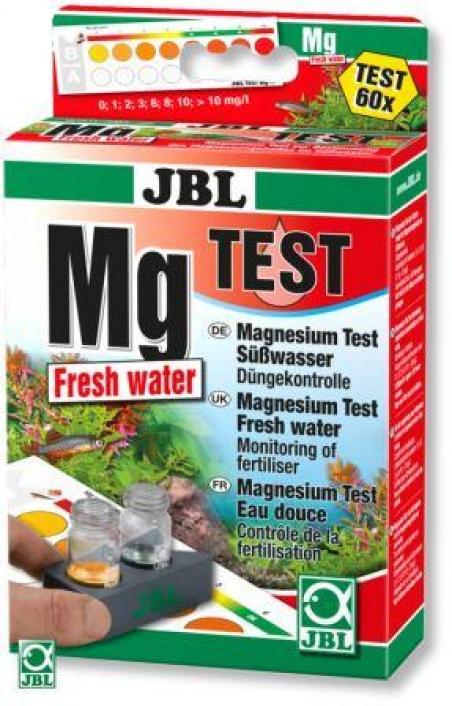 JBL Magnesium Test Set - Тест для определения содержания магния (Mg) в пресной воде