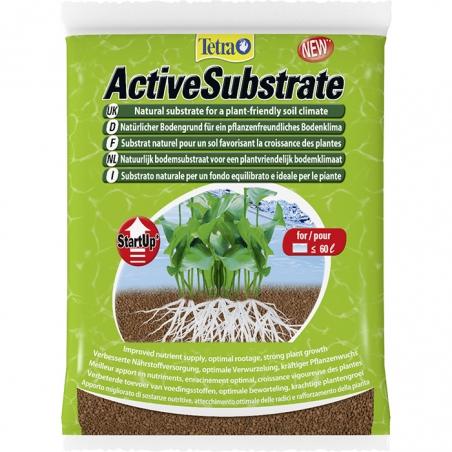 Грунт Tetra Active Substrate, 6л - Питательный субстрат для аквариума