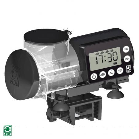 JBL AutoFood black - Автоматическая кормушка для аквариумных рыб, цвет черный