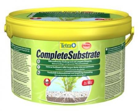 Грунт Tetra Complete Substrate, 5кг - Питательный субстрат для аквариума