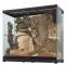 Террариум стеклянный FERPLAST EXPLORA 110 H высокий, черный