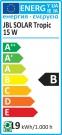JBL SOLAR TROPIC 15 Вт, 438 мм. Лампа полного спектра для аквариумных растений - 2