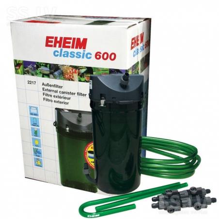 Фильтр внешний EHEIM CLASSIC 2217020 (до 600 л, производительность 1000л/ч)