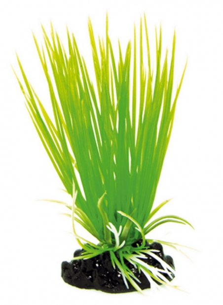 Пластиковое растение (10см) 004