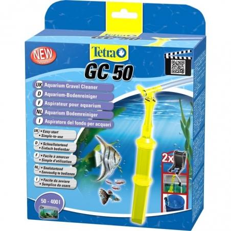 Грунтоочиститель(сифон) Tetra GC 50