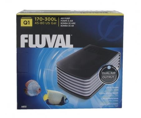 Компрессор Fluval Q1 для аквариумов от 170 до 300 л