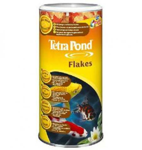 Корм для прудовых рыб Tetra Pond Flakes 1л