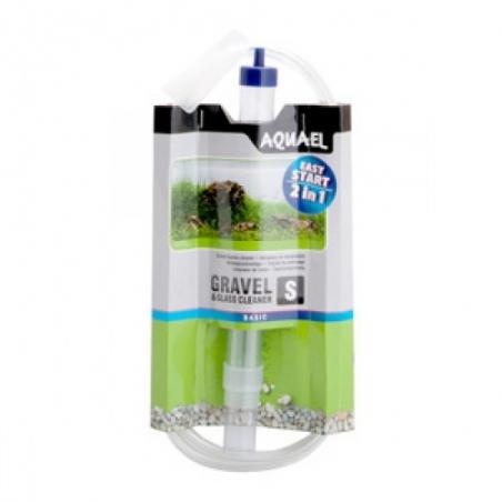 Грунтоочиститель(сифон) Aquael Gravel Cleaner S (без скребка) 26 см