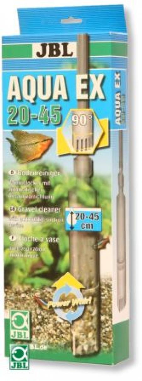 JBL AquaEx Set 20-45 - Очиститель грунта (сифон) для аквариумов высотой 20-45 см
