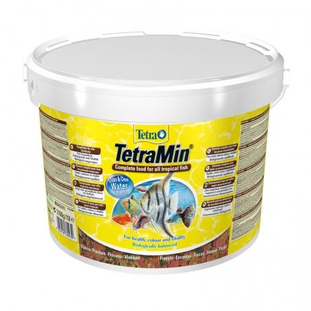 Корм для всех видов тропических рыб TetraMin 10 л