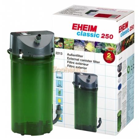 Фильтр внешний EHEIM CLASSIC 2213020 (до 250 л, производительность 440л/ч)