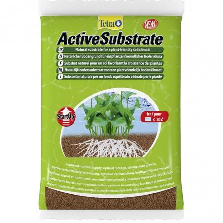 Грунт Tetra Active Substrate, 3л - Питательный субстрат для аквариума