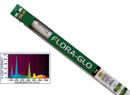 Лампа Hagen T8 Flora-Glo 40 Вт, 1047 мм