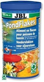JBL Pond Flakes 1л - Корм для всех видов прудовых рыб в виде хлопьев