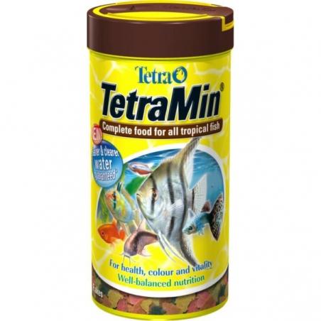 Корм для всех видов тропических рыб TetraMin 500 мл