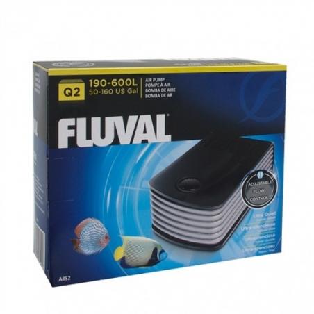 Компрессор Fluval Q2 для аквариумов от 190 до 600 л