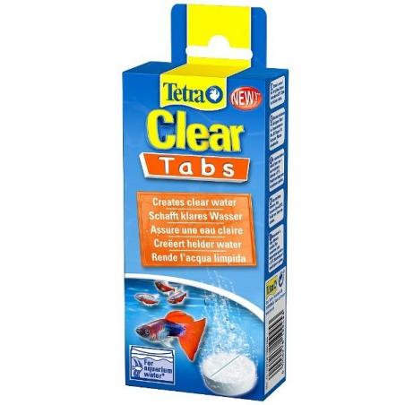 Кондиционер для воды Tetra Clear Tabs 12 таблеток (делает воду прозрачной)