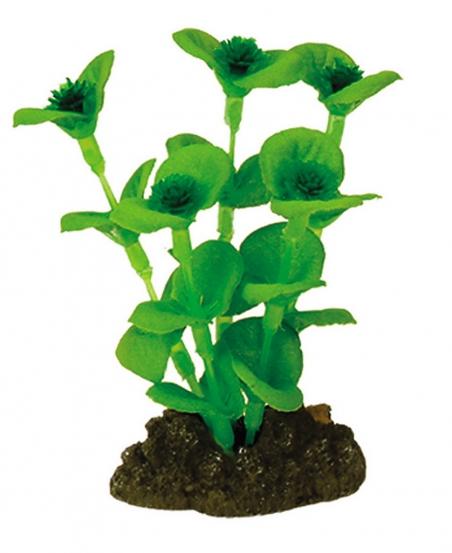 Растение из шелка (10см) 005