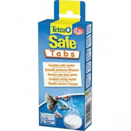 Кондиционер для воды Tetra Safe Tabs 12 таблеток
