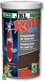 JBL Koi mini 1л - Корм для пруда в виде гранул для молодых карпов Кои